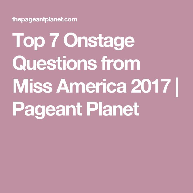 miss america gay question Talented flight