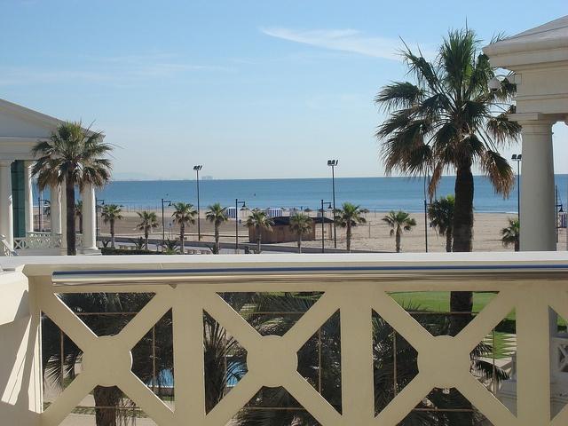 Hotel Las Arenas, Valencia, via Flickr.