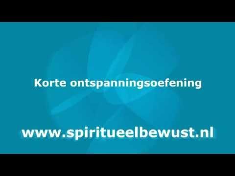 3 minuten meditatie - ontspanningsoefening - YouTube