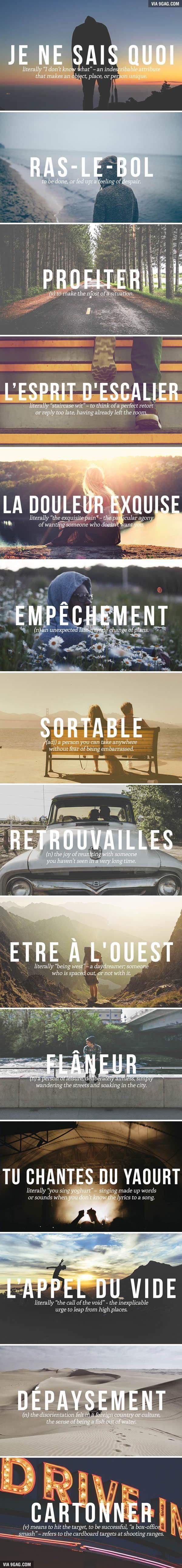 14 perfekte französische Wörter und Sätze auf E…