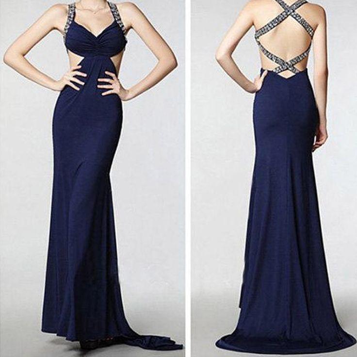 7 besten modelo vestido Bilder auf Pinterest | Abschlussball kleider ...
