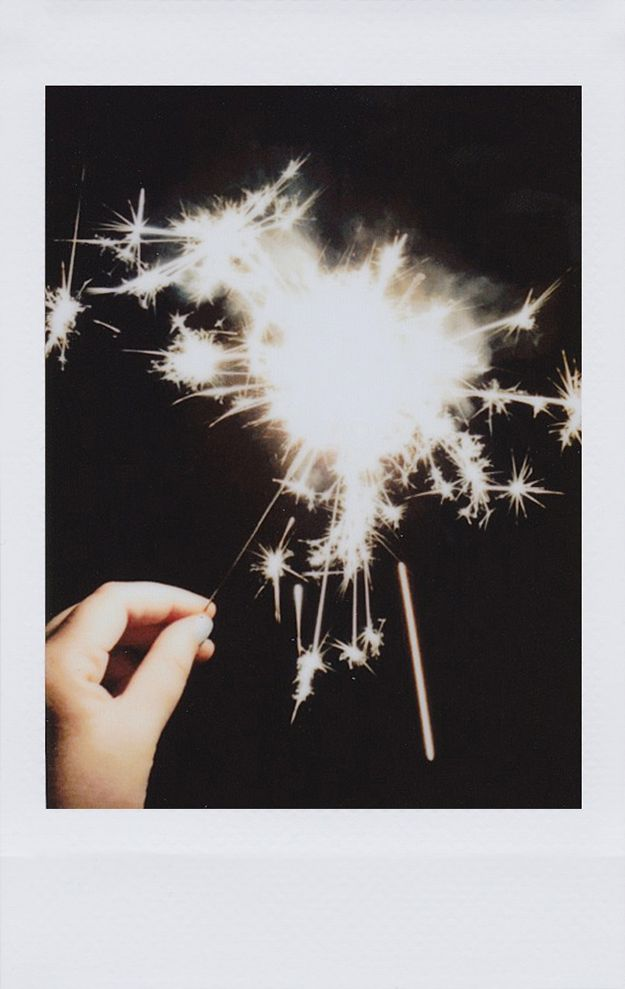 sparklers! / created by @caitlin_cawley for #instax