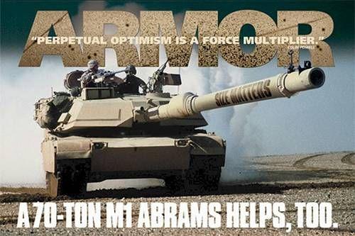 M1 Abrams Tank
