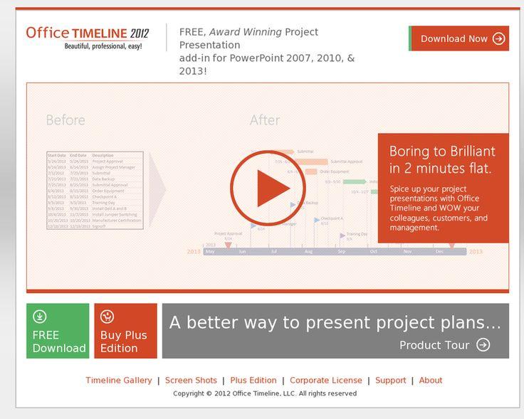 25+ ide terbaik tentang Timeline Maker di Pinterest - project timelines