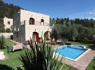 Two villas near Vrisses, Apokoronas. Ideal for  families.