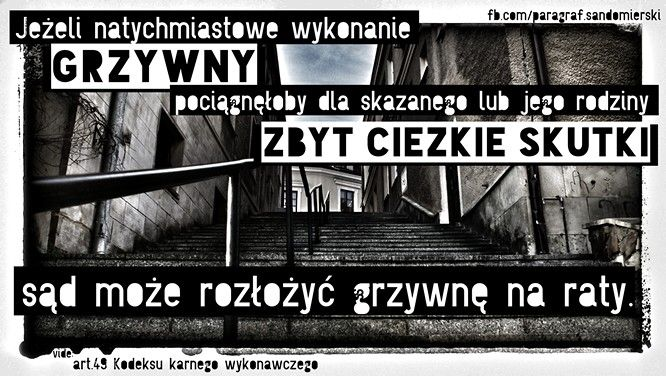 Rozłożenie grzewny na raty | www.adwokat-sarzynski.pl | Tarnobrzeg ul. Sienkiewicza 55 | tel. 662742432 | Sandomierz | Nowa Dęba | Mielec | Stalowa Wola