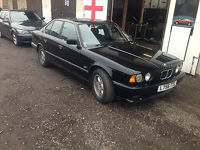 1993 Bmw 520 I Black very Tidy Condition For Year 11 Months Mot  - http://classiccarsunder1000.com/archives/24355