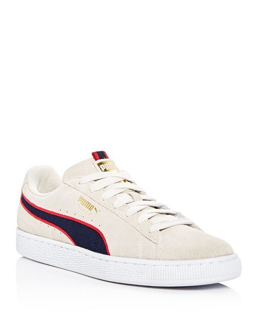 PUMA - Men s Classic Sport Suede Lace Up Sneakers  c5666f90f