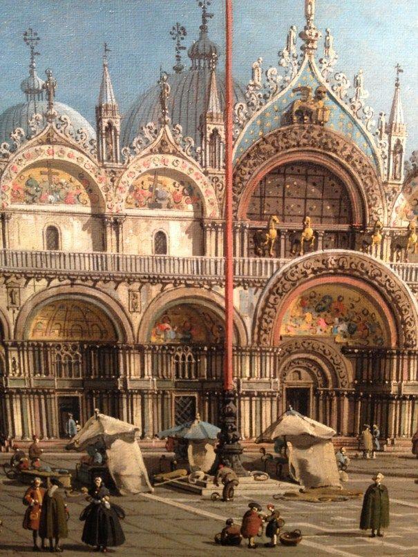 Canaletto à Venise par Parispelemele