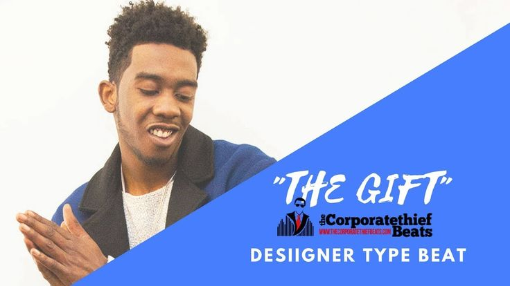 "Dark Trap Beat Instrumental 2017  ""THE GIFT""  Desiigner Type Instrumenta..."