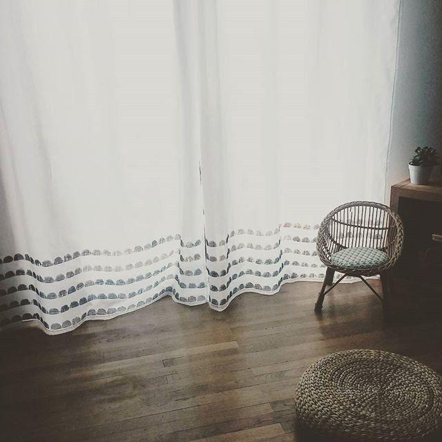 best 25 rideau scandinave ideas on pinterest rideau. Black Bedroom Furniture Sets. Home Design Ideas