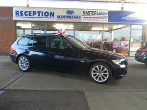 used BMW 320d EDITION SE TOURING FBMWSH for sale at Master Car Sales Hitchin Hertforshire