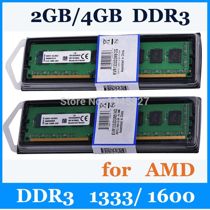 New 2GB 4GB High Compatible ram DDR3 PC3-10600 1333MHz For Desktop PC DIMM Memory RAM 240 pins For AMD (SocketAM3 AM3+) System Nail That Deal http://nailthatdeal.com/products/new-2gb-4gb-high-compatible-ram-ddr3-pc3-10600-1333mhz-for-desktop-pc-dimm-memory-ram-240-pins-for-amd-socketam3-am3-system/ #shopping #nailthatdeal