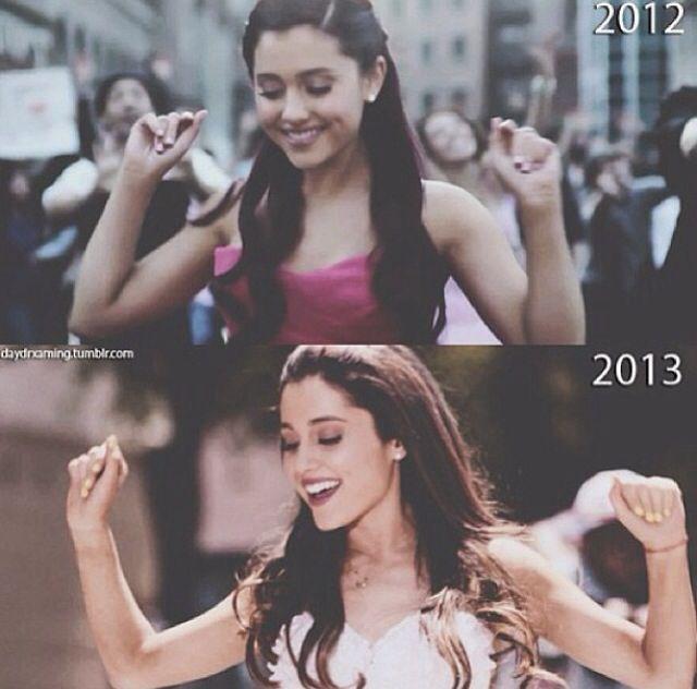 @Chanelnumber2 Ariana Grande