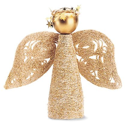 Best 25+ Angel christmas tree topper ideas on Pinterest | Unique ...
