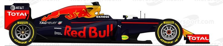 2016 Red Bull RB-12 Tag-Heuer