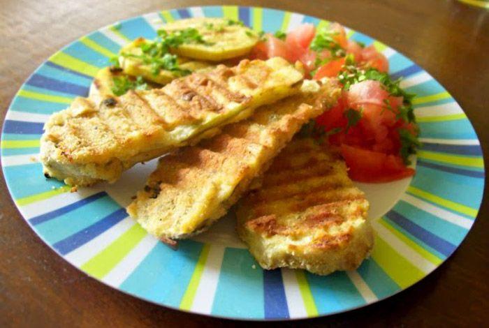 Milanesas de Berenjena | Recetas Veganas Vegetarianas