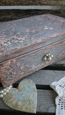 Na starej ławce : Po królewsku