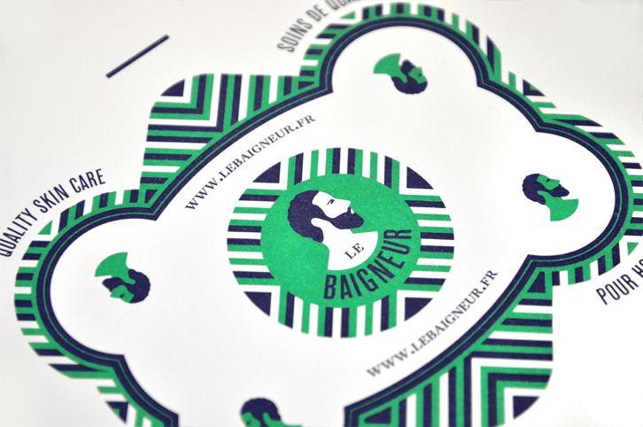 Le Baigneur – Atelier Müesli – Design graphique
