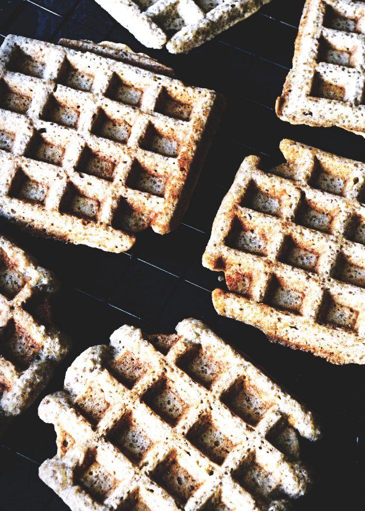 Quinoa wafels. Glutenvrij lekker én gezond!   Bakers and Fakers