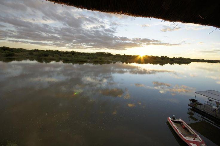 Amazing sunsets at Kalahari River & Safari's, Kakamas (outside Riemvasmaak) - Explore the Northern Cape