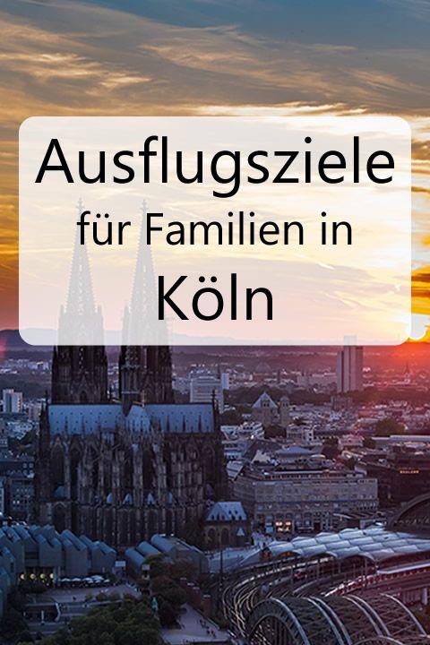 Hier findest du die besten Ausflugstipps für Familien in Köln und Umgebung. Das Umland um Köln bietet zahlreiche Ziele für Freizeitaktivitäten und Unternehmungen mit Kindern. Köln im Herzen von NRW ist ideal für einen Kinderausflug.