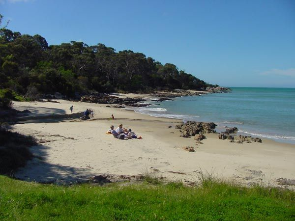 #Bridport #Beach #Tasmania Photo by Dan Fellow, article for think-tasmania.com
