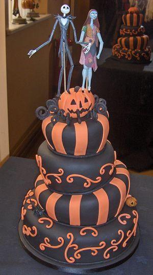 Awesome N.B.C inspired cake