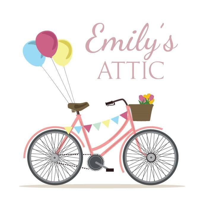 Emily's Attic, The Vintage Wedding Show, Waldorf Astoria Edinburgh - The Caledonian on Sunday 7th February, 11am-4pm