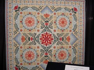 caledonia quilter: A wee bit of Houston Quilt Show stuff