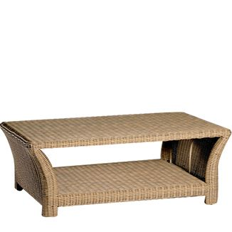 """Calais Coffee Table BY PARKER JAMES D 22"""" W 42"""" H 17.5""""  Weathered"""