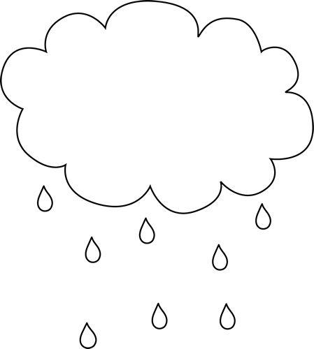 rain cloud clipart clouds clip weather outline puddle nuage mycutegraphics clipartpanda clipground coloring preschool projects smiling books umbrella quiet cliparts