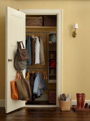 Foyer Closet For Garments : Images about entry coat closet on pinterest the