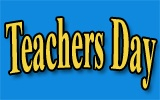 Teachers' Day celebration photos and Teacher's Day wallpapers. Collection of Teachers day greetings and gift ideas. Celebrate Teachers day this year with Happy Teachers' day sms and greetings to your Teachers. Happy Teachers Day.