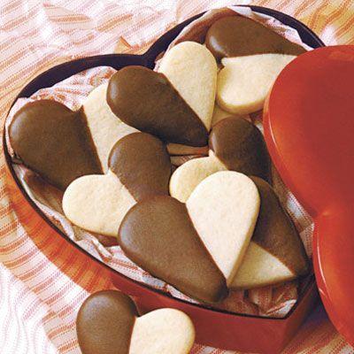 Ricette San Valentino: biscotti facili e veloci