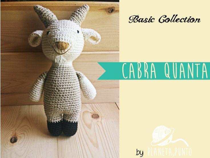 PLANETAyPUNTO Basic Collection: Cabra Quanta