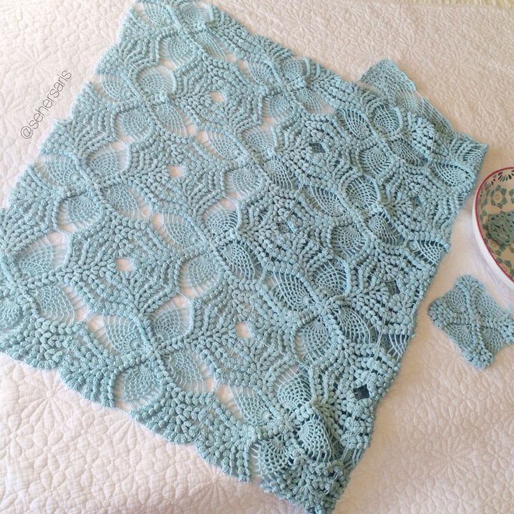501 besten Crochet Afghans Bilder auf Pinterest   Gehäkelte decken ...