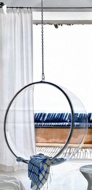 Very modern, to cool  Hanging Chair