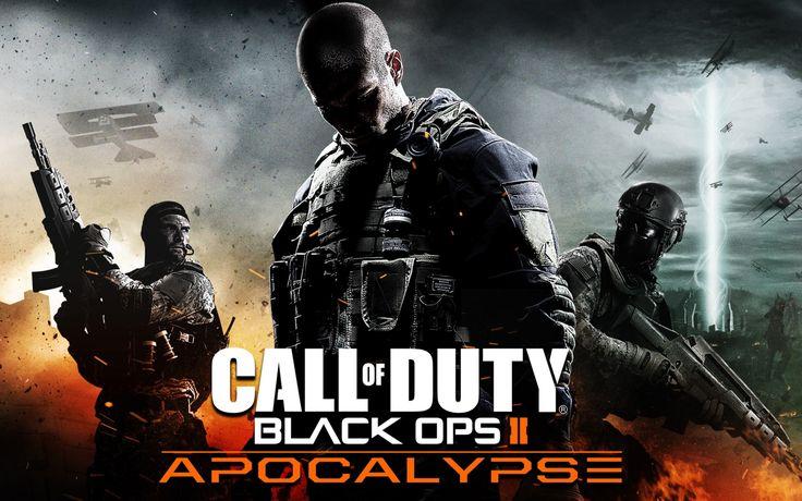 Call Of Duty Black Ops 2 Apocalypse Wallpaper - http://www.gbwallpapers.com/call-of-duty-black-ops-2-apocalypse-wallpaper/ ( / games)