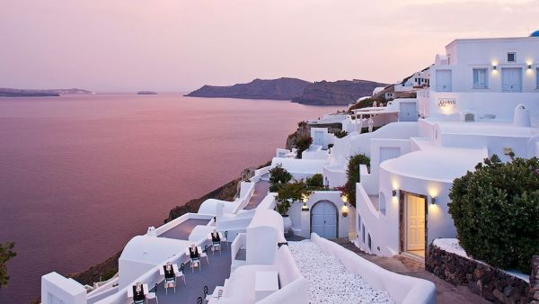 The Canaves Oia Hotel
