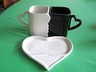 Very Cute But Not Really For Have A Nice Cup Of Tea Or Coffee.