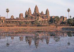 カンボジアの世界遺産 アンコール