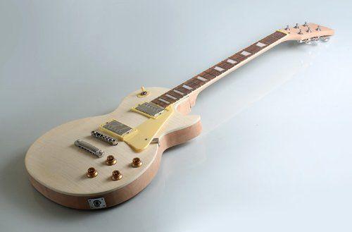 Albatross Guitars GK004 Solid Body Mahogany Flamed Maple ...