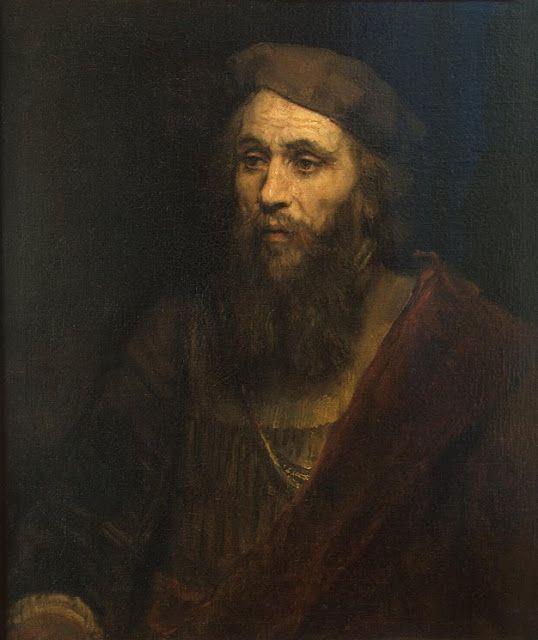 Γενειοφόρος άνδρας  (1661)