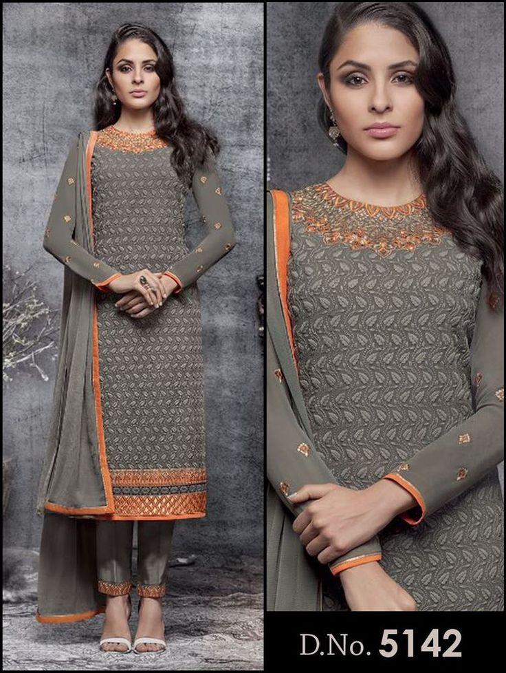 Bollywood Designer Kameez Salwar Dress Ethnic Suit New Anarkali Indian Pakistani #TanishiFashion