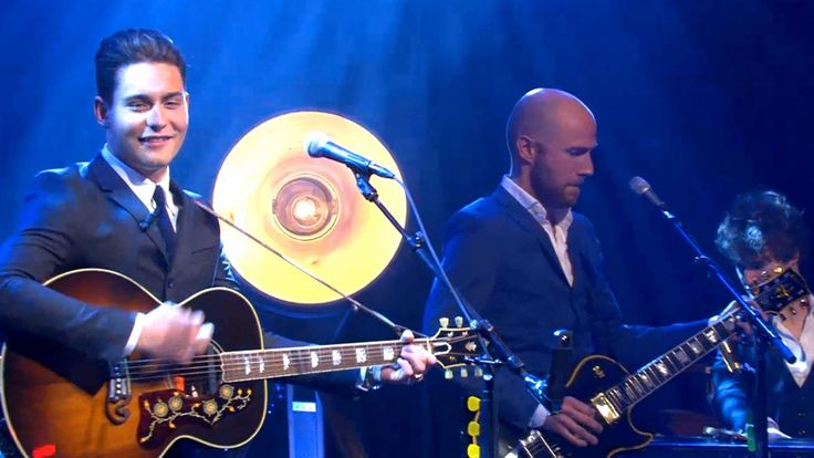 Douwe Bob   'Slow Down'  -  Eurovision Songcontest 2016 Live  HD