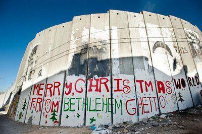 Muro en Belen
