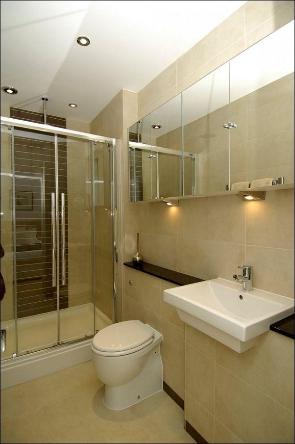 White Master Bathroom Ideas