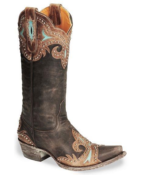Old Gringo Taka Cowgirl Boots - Snip Toe LOVE!!