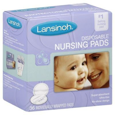 Lansinoh® Nursing Pads. Appeared most commonly used w/ highest reviews, but also sounds like the fit and frequency of changing differs by person. Others that were recommended by consumers were Dr. Browns (thinner--lower flow), Gerber & NUK. Most said washable never felt completely dry.